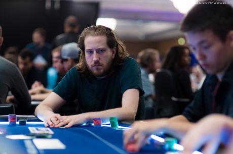 Suformuotas 70,000 dolerių įpirkos ACOP Super High Roller finalinis stalas