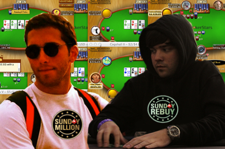 Pedro Faustino 5º no Sunday Million ($58k), Skyboy Vence Sunday Rebuy ($55k) & Mais