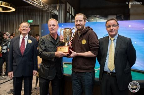 Steve O'Dwyer Vence Super High Roller ACOP 2014 ($1,811,638)