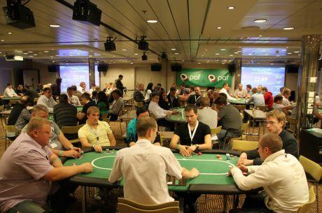 Pafi pokkerikruiisil osaleb üle saja Eesti pokkerimängija