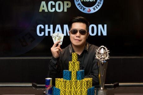 Wai Tung Lo Wins 2014 Asia Championship of Poker Warm-Up for $154K; Main Event Begins