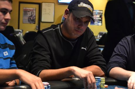 2014 Seneca Fall Poker Classic: Raimondi Leads Final Flights of Event #2; 110 Advance
