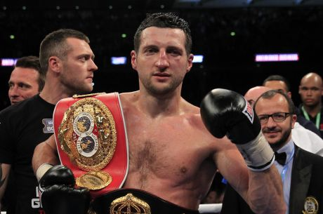 "Boxing Legend Carl ""The Cobra"" Froch to Play Partypoker WPT500 at Dusk Till Dawn"