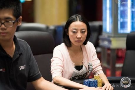 2014 PokerStars.net APPT Season 8 ACOP Main Event Day 3: Yaxi Zhu Leads Final 24