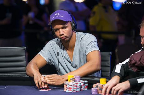 The Online Railbird Report: Phil Ivey Second-Biggest Winner with $472,000 Win