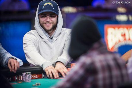 """Felix Stephensen: El """"onliner"""" que quiere hacer historia en el poker en vivo"""