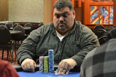 2014 Seneca Fall Poker Classic Main Event: Joe Ciffa Bags Huge Chip Lead on Day 1a