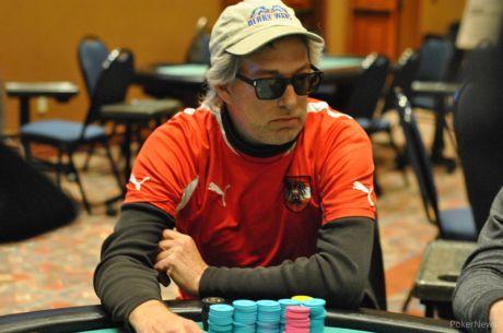 2014 MSPT Meskwaki Casino Day 1a: David Gutfreund Leads Surviving 35 Players