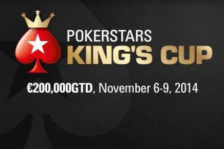 PokerStars King's Cup Live Stream ab 20 Uhr