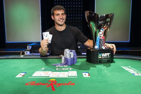 Darren Elias Becomes First Same-Season Back-to-Back Winner with WPT Caribbean Victory