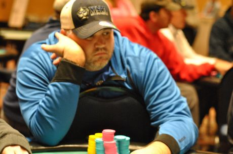 2014 MSPT Meskwaki Casino Day 1b: Two Former Champions Lead; Iowa Record Smashed