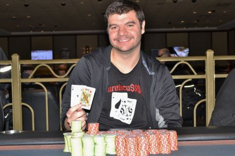 Rick Block Wins 2014 Seneca Fall Poker Classic Main Event