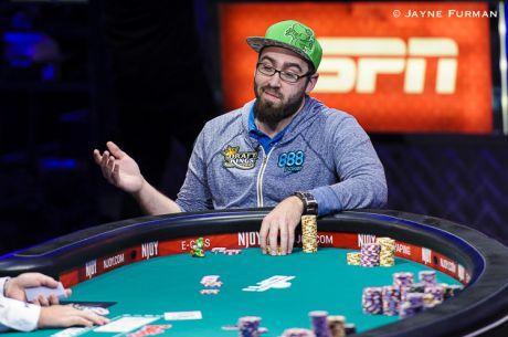 Mistrz piłkarzyków nie został mistrzem pokera. Billy Pappas odpadł na 5. miejscu