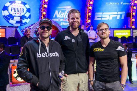 World Series of Poker: van Hoof, Jacobson und Stephensen noch dabei