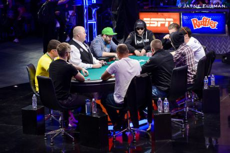 2014 WSOP Main Event Hand Analysis: Final Table Elimination Hands Review