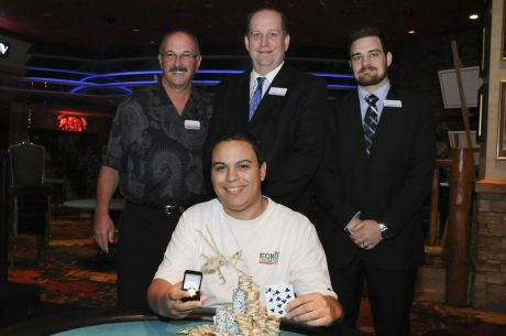 Jesse Wilke Wins WSOP Circuit Harveys Lake Tahoe Main Event for $125,401