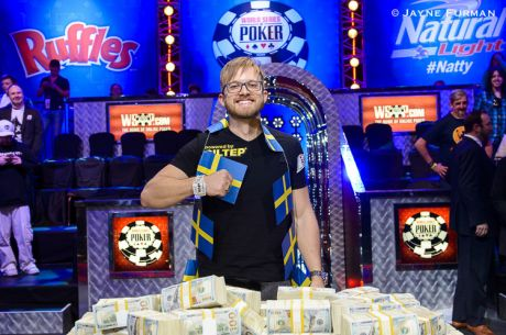 Martin Jacobson mistrzem świata! Szwed wyrgywa World Series of Poker i 10 mln $!