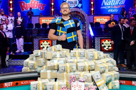 2014 WSOP 메인 이벤트 챔피언