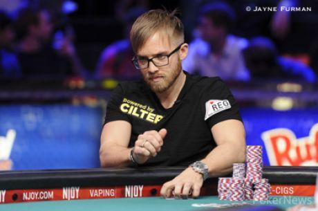 WSOP põhiturniiri ja 10 miljonit dollarit võitis rootslane Martin Jacobson