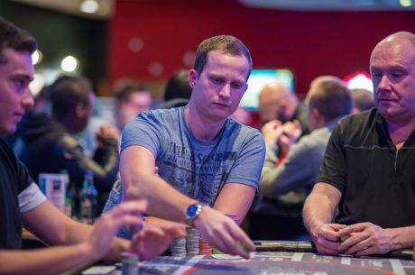 Day 1d of the 2014 partypoker WPT500 UK Ends With Deadman On Top