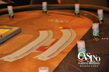Madero Poker se está despidiendo de las mesas cash $5/$10