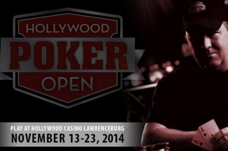 Season 3 of Hollywood Poker Open Kicks Off in Lawrenceburg, Indiana