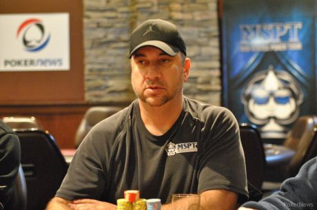 2014 MSPT Golden Gates Casino Day 1a: Team Pro Blake Bohn Leads; Seeks 2nd Title