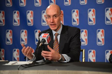 Inside Gaming: Legalize Sports Betting on Federal Level Says NBA Commissioner Adam Silver