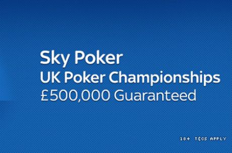 Sky Poker's UK Poker Championships Set To Return In Feb. 2015
