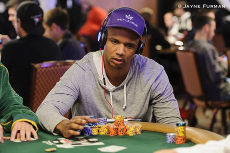 The Online Railbird Report: Phil Ivey Follows Up Last Week's Big Win by Dropping $357K