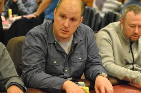 2014 MSPT Golden Gates Casino Day 1b: Livingston Leads Advancing 37 Players