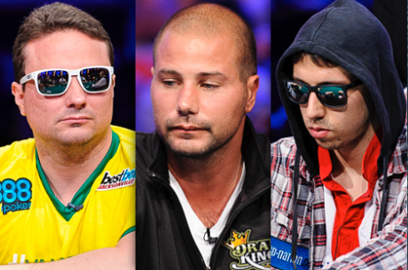 November Nine World Series of Poker 2014: Partes 5 a 7