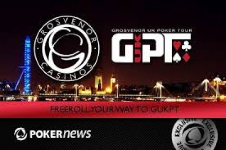Nathan Slater On Top as 2014 GUKPT Blackpool Overlays