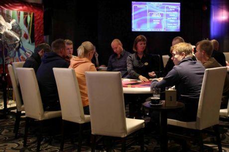 Staažikas pokkerimängija alustas puhkust Triobet Live võiduga
