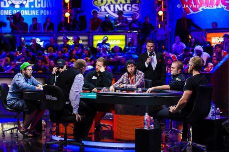 Pozrite si rozhovory s ďalšími tromi členmi hneď po vypadnutí z finále Main Eventu WSOP