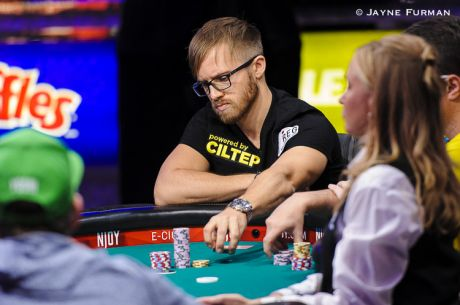 Pushing His Way to a WSOP Main Event Title: A Look at Martin Jacobson's All-Ins