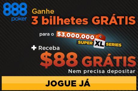 Joga de borla as Super XL Series na 888poker