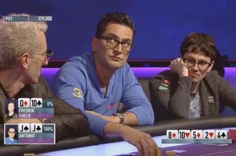 ВИДЕО: PokerStars Shark Cage епизод 4