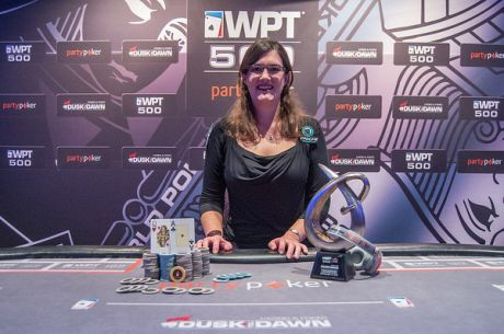 Team PKR Pro Eleanor Gudger спечели partypoker WPT500 в Dusk Till Dawn за £140,000