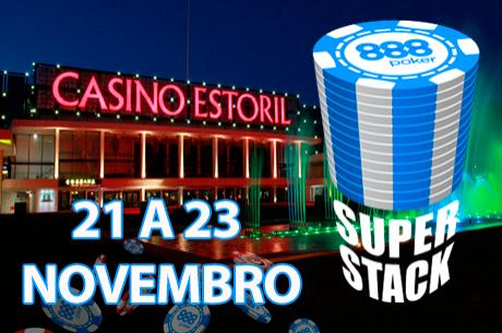 Portugal Super Stack: Satélite Hoje e Main Event Arranca Amanhã