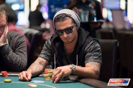 2014 PokerStars.net APPT Auckland Main Event Day 1b: Mehrdad Razmi Finishes On Top