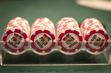 Graphing the Changing Chip Stacks at the 2014 WSOP Main Event Final Table