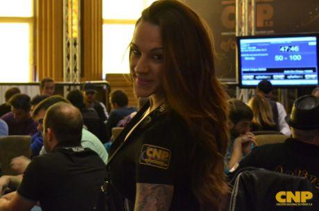 Gran inicio de la Final del Circuito Nacional de Poker, que hoy vivirá su día grande