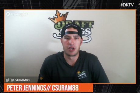 DraftKings Pro Peter Jennings Reveals How to Get Value in Daily Fantasy Sports