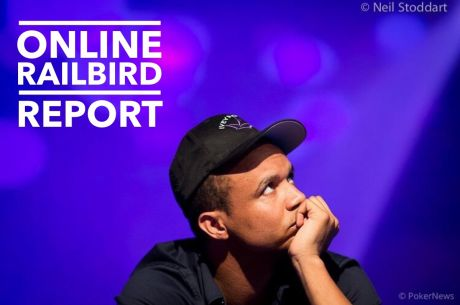 The Online Railbird Report: Phil Ivey Rebounds with $387,000 Win and More
