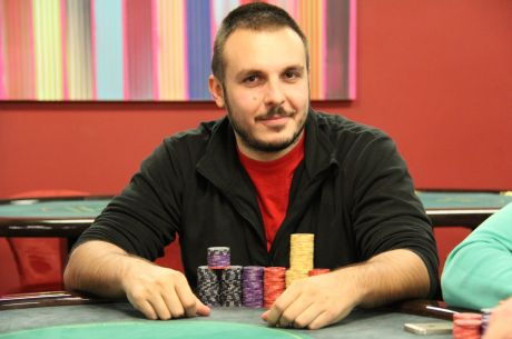 Raško Mićić Chip Leader Nakon Dan 1A Adria Poker Tour Main Eventa u Zagrebu, Milan...