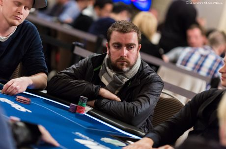 2014 partypoker WPT UK: Antoine Saout Leads Final 16
