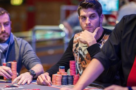 2014 partypoker WPT UK Main Event Day 4: Matas Cimbolas Leads Final Table