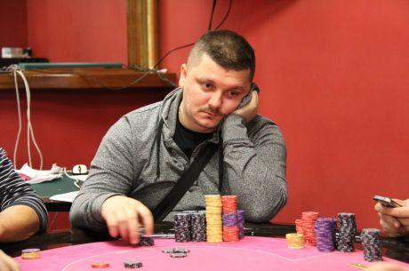 Milan Alorić Predvodi Polje na Danu 2 Adria Poker Tour Zagreb