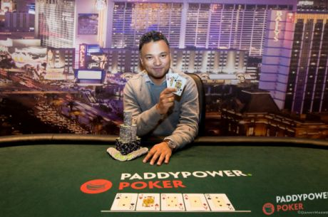 Shah Athar Takes Down the Paddy Power Poker MADchester Poker Open
